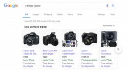 imagens Google Shopping